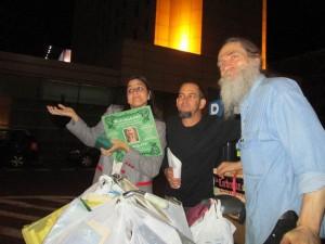 El ángel polaco que a medianoche apareció cargado de libros y discos de Mozart