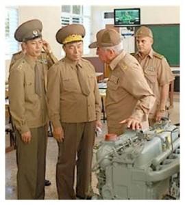 Gen. Kim Kyok Sik en negocios militares con ejercito cubano días antes que se descubriese el cargamento bélico en el Canal de Panamá