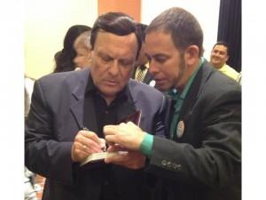 Con Alberto Mottesi