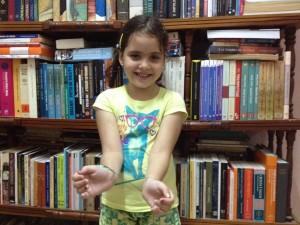 Mi hija Rachel esposada