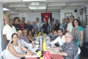 pasado 25 de febrero en el Espacio Abierto de la Sociedad Civil Cubana