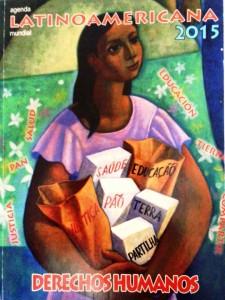 Portada Agenda, de Maximino Cerezo Barredo, foto de José María Concepción